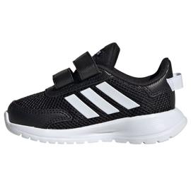 Buty adidas Tensaur Run I Jr EG4142 czarne 1