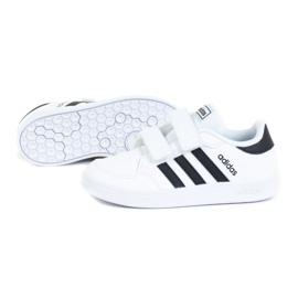 Buty adidas Breaknet I Jr FZ0090 białe 1