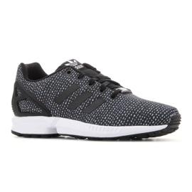 Buty adidas Zx Flux Jr BY9828 czarne 1