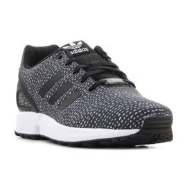 Buty adidas Zx Flux Jr BY9828 czarne 2