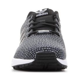Buty adidas Zx Flux Jr BY9828 czarne 3