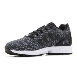 Buty adidas Zx Flux Jr BY9828 czarne 5