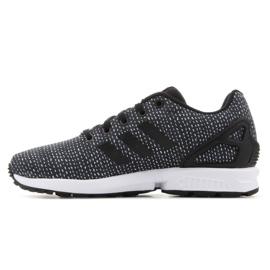 Buty adidas Zx Flux Jr BY9828 czarne 6