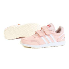 Buty adidas Vs Switch 3 C Jr H01738 różowe 1