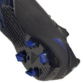 Buty piłkarskie adidas X Speedflow.2 Fg M FY3288 czarne czarny, czarny, fioletowy 3