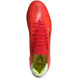 Buty piłkarskie adidas X Speedflow.2 Fg M FY3289 czerwone czerwone 1