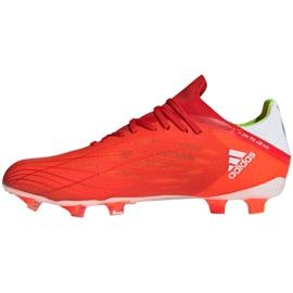 Buty piłkarskie adidas X Speedflow.2 Fg M FY3289 czerwone czerwone 2