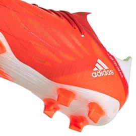 Buty piłkarskie adidas X Speedflow.2 Fg M FY3289 czerwone czerwone 4