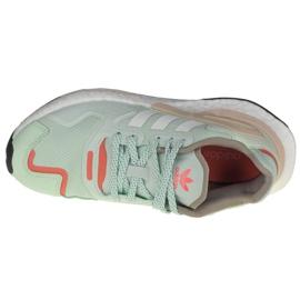 Buty adidas Day Jogger W FW4829 zielone 2