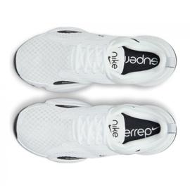 Buty treningowe Nike SuperRep Go 2 W CZ0612-100 białe 3