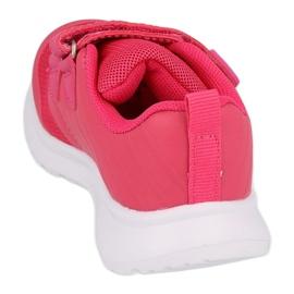 Befado obuwie dziecięce  516P086 różowe 3