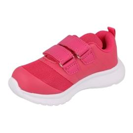Befado obuwie dziecięce  516P086 różowe 2