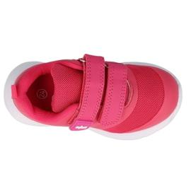 Befado obuwie dziecięce  516P086 różowe 1
