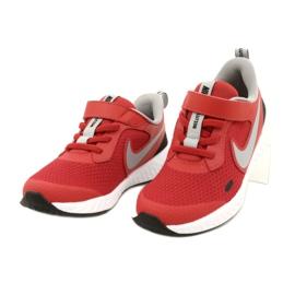 Buty Nike Revolution 5 (PSV) Jr BQ5672-603 czerwone 2