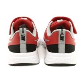 Buty Nike Revolution 5 (PSV) Jr BQ5672-603 czerwone 6