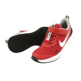 Buty Nike Revolution 5 (PSV) Jr BQ5672-603 czerwone 3