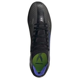 Buty piłkarskie adidas X Speedflow.3 Sg M GZ2840 wielokolorowe szare 1