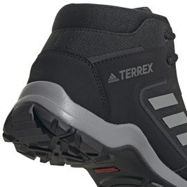 Buty adidas Terrex Hyperhiker K Jr FX4186 czarne granatowe 4
