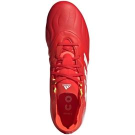 Buty piłkarskie adidas Copa Sense.2 Fg M FY6177 czerwone czerwone 1