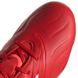 Buty piłkarskie adidas Copa Sense.2 Fg M FY6177 czerwone czerwone 4