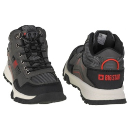 Buty Big Star Youth Shoes Jr II374056 różowe 1