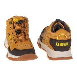 Buty Big Star Youth Shoes Jr II374054 brązowe różowe 2