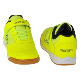 Buty Kappa Damba T Jr 260765T-4011 różowe żółte 1
