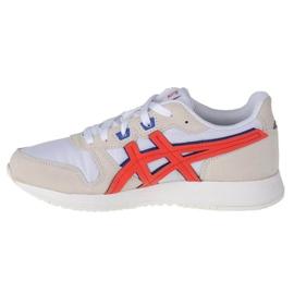 Buty Asics Lyte Classic 1201A302-100 białe różowe 1