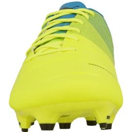Buty piłkarskie Puma evoPOWER 2.3 Fg M 10352801 wielokolorowe żółte 2