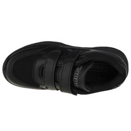 Buty Kappa Dacer Jr 260683K-1116 czarne 2