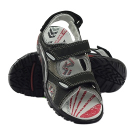 Sandałki chłopięce Bartek 19108 czarne 3