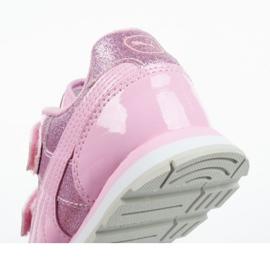 Buty Puma Vista Glitz Jr 369720 11 różowe 6