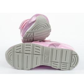 Buty Puma Vista Glitz Jr 369721 11 różowe 8