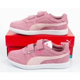 Buty Puma Icra Jr 360756 35 białe różowe 9