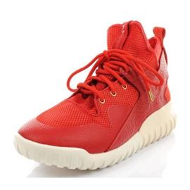 Buty adidas Tubular X Cny AQ2548 czerwone zielone 1