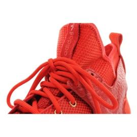 Buty adidas Tubular X Cny AQ2548 czerwone zielone 4