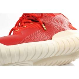 Buty adidas Tubular X Cny AQ2548 czerwone zielone 5