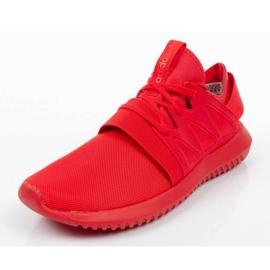 Buty adidas Tubular Viral M S75913 białe czerwone 1