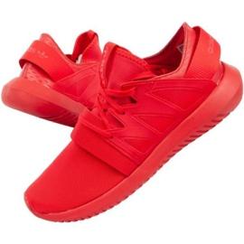 Buty adidas Tubular Viral M S75913 białe czerwone 2