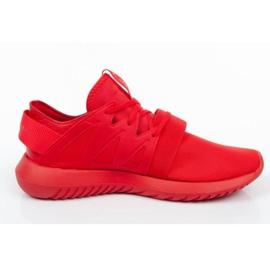 Buty adidas Tubular Viral M S75913 białe czerwone 3