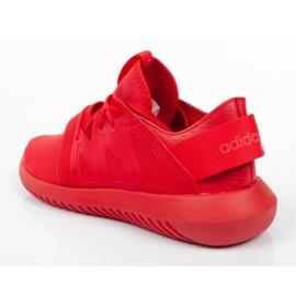Buty adidas Tubular Viral M S75913 białe czerwone 4