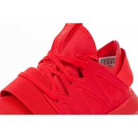 Buty adidas Tubular Viral M S75913 białe czerwone 5