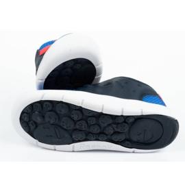 Buty Reebok Ventureflex Slip-on Jr CM9144 czarne niebieskie 6