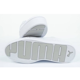 Buty Puma Skye Ps Jr 375767 01 białe czarne 8