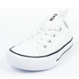 Trampki Converse Jr 763536C]18 białe 1