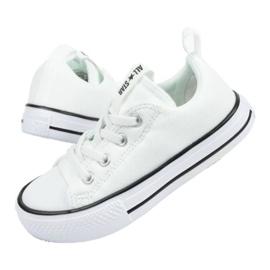 Trampki Converse Jr 763536C]18 białe 2