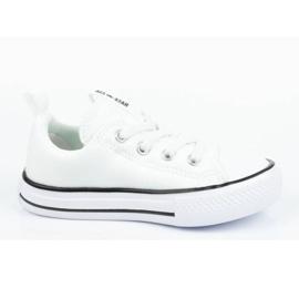 Trampki Converse Jr 763536C]18 białe 3