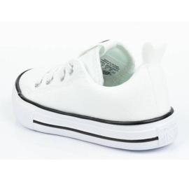 Trampki Converse Jr 763536C]18 białe 4