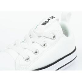 Trampki Converse Jr 763536C]18 białe 5