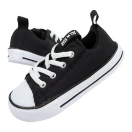Trampki Converse Jr 763537C czarne 2